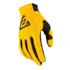 New 2020 Adult Answer AR2 Bold BUS YELLOW BLACK Gloves